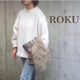 BEAUTY&YOUTH UNITED ARROWS - ROKU♡CLANE メゾンエウレカ jane smith RHC リムアーク
