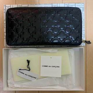COMME des GARCONS - 付属品付 COMME des GARCONS Wallet Black 長財布