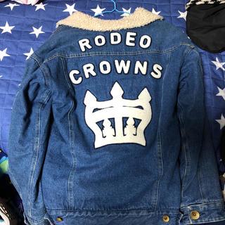 RODEO CROWNS WIDE BOWL - ロデオクラウンズ デニムジャケット 限定