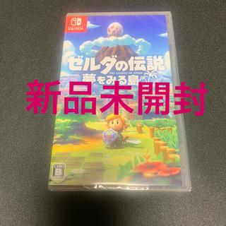 Nintendo Switch - 【新品未開封】ゼルダの伝説 夢をみる島