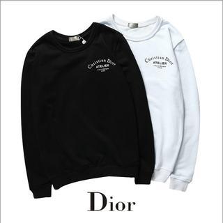 クリスチャンディオール(Christian Dior)の[2枚8000円送料込み]ディオール Dior 長袖 トレーナースウェット(トレーナー/スウェット)