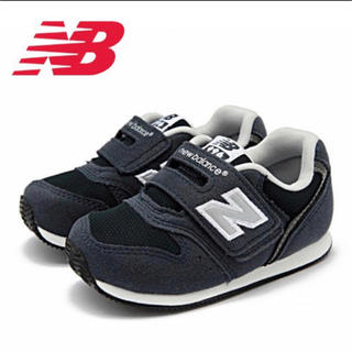 New Balance - ニューバランス 15センチ ネイビー