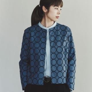 mina perhonen - 希少40サイズ/ミナペルホネン直営店限定tambourineジャケット今季/完売