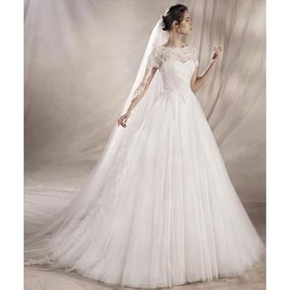 ヴェラウォン(Vera Wang)のwhite one インポートAライン ドレス(ウェディングドレス)