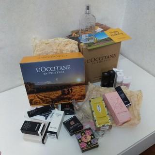 L'OCCITANE - ロクシタンギフトボックス