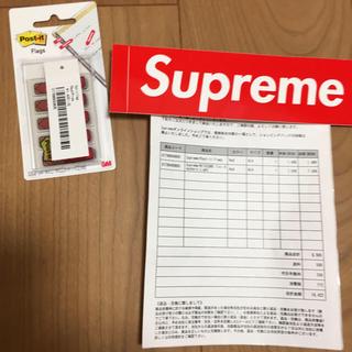 シュプリーム(Supreme)のSupreme/Post-it Flags (ノート/メモ帳/ふせん)
