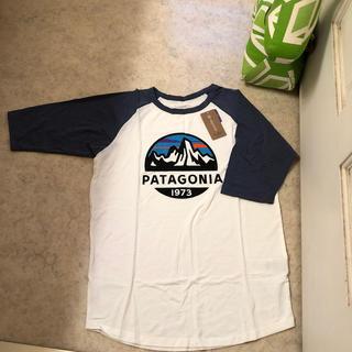 patagonia - パタゴニア キッズ ロンT XL 新品 未使用