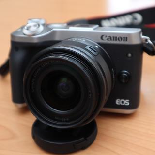 Canon - Canon EOS M6 レンズキット