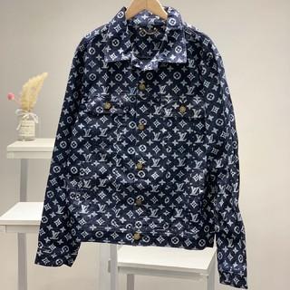 ルイヴィトン(LOUIS VUITTON)のジャケット 新作 美品(Gジャン/デニムジャケット)