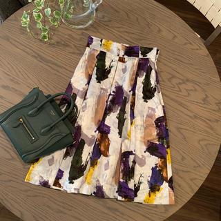 バーニーズニューヨーク(BARNEYS NEW YORK)のミュラーオブヨシオクボ☆ スカート(ひざ丈スカート)