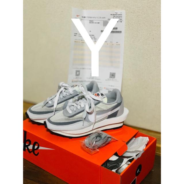 sacai(サカイ)のsacai Nike LDワッフル 23.5 レディースの靴/シューズ(スニーカー)の商品写真