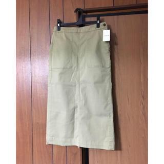 coen - coen  ベイカーストレッチタイトスカート   L