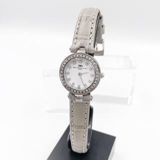 Balenciaga - 【仕上済/ベルト二色付】バレンシアガ ラウンド シルバー レディース 腕時計