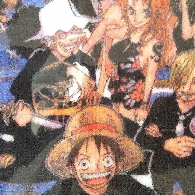 集英社(シュウエイシャ)のONEPIECE展 ミニタオル(麦わらの一味) エンタメ/ホビーのアニメグッズ(その他)の商品写真