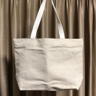 MUJI (無印良品) - 無印良品 生成のトートバッグ