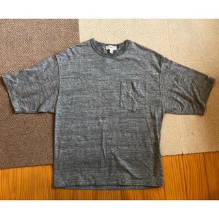ハイク(HYKE)のハイク HYKE Tシャツ グレー(Tシャツ(半袖/袖なし))