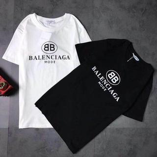 Balenciaga - [2枚5000円送料込][BALENCIAGAバレンシアガ Tシャツ 半袖]