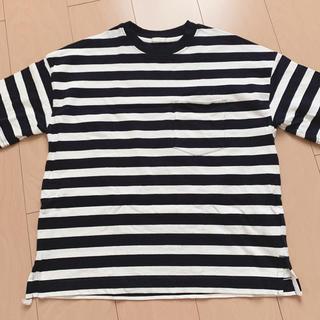 GU - 【9/30までの出品です】GU♡ボーダー Tシャツ