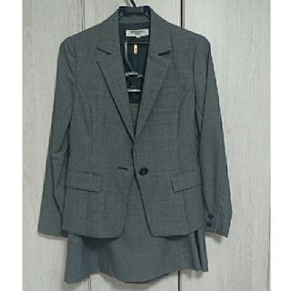 ナチュラルビューティーベーシック(NATURAL BEAUTY BASIC)の【uni様専用】NATURAL BEAUTY BASIC セットアップ スーツ(スーツ)