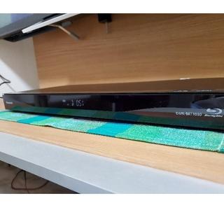 パナソニック(Panasonic)の【美品】パナソニックブルーレイレコーダー DMR-BRT1030(ブルーレイレコーダー)