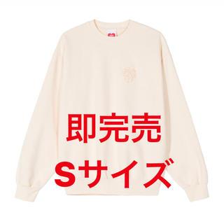 ジーディーシー(GDC)のgirls don't cry crewneck sweatshirt(トレーナー/スウェット)