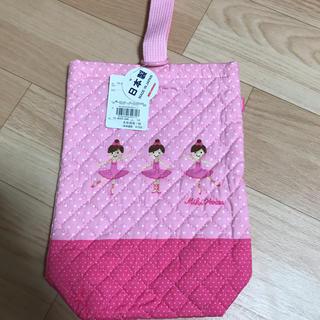 mikihouse - 新品  ミキハウス 靴袋