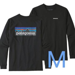 patagonia - patagonia メンズ・ロングスリーブ・P-6ロゴ・レスポンシビリティー38