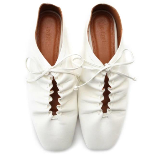 snidel(スナイデル)のコンフォートバレエシューズ レディースの靴/シューズ(バレエシューズ)の商品写真