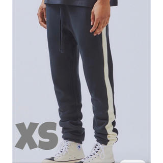 FEAR OF GOD - FOG Essentials Side Stripe Sweatpants XS