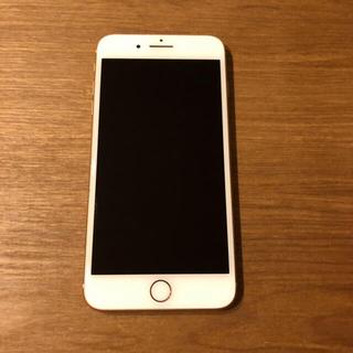 Apple - iPhone8plus SIMフリー ゴールド 256GB