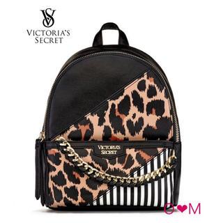 Victoria's Secret - 新作!VICTORIA'S SECRET  ミニバックパック/レオパード柄