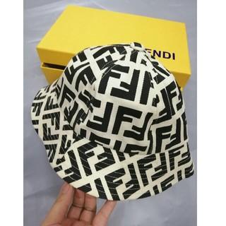 フェンディ(FENDI)のFENDI フェンディ    ハット 帽子 男女兼用(ハット)