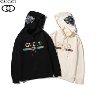 Gucci -  2枚10000円になります 男女兼用 パーカー  长袖 美品
