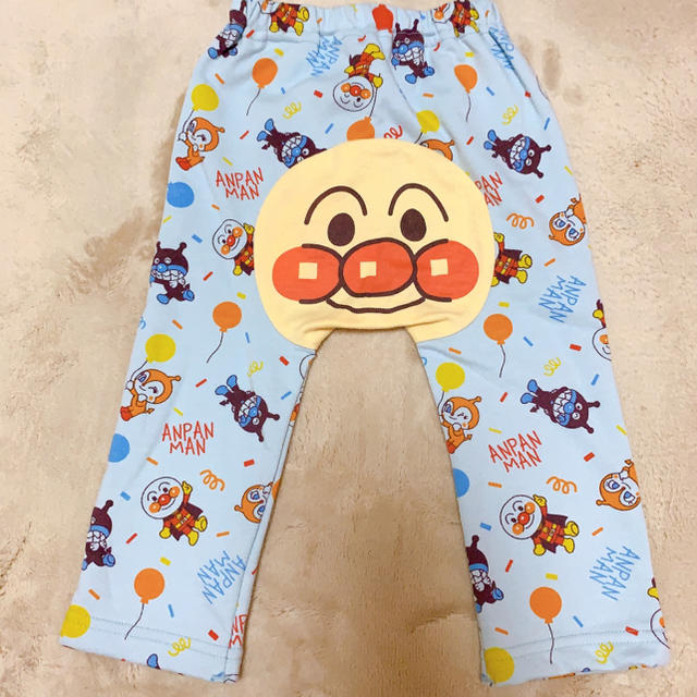 アンパンマン(アンパンマン)のアンパンマン パンツ キッズ/ベビー/マタニティのベビー服(~85cm)(パンツ)の商品写真