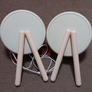 太鼓の達人Wii 太鼓&バチ 2組セット