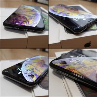 Apple - 美品 iPhone XS Max 256GB SIMフリー おまけ付