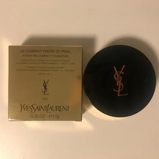 Yves Saint Laurent Beaute - イヴ・サンローラン アンクル ド ポー コンパクト BR20