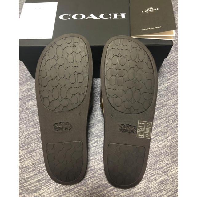 COACH(コーチ)の【COACH★FG3507】コーチ サンダル  メンズの靴/シューズ(サンダル)の商品写真