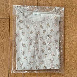 SM2 - SM2 花柄ノースリーブカットソー(バッグ付き)