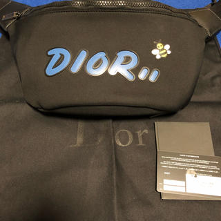 DIOR HOMME - dior homme kaws ボディバッグ