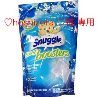 スナッグル(Snuggle)のスナッグル セントブースター 3種(洗剤/柔軟剤)