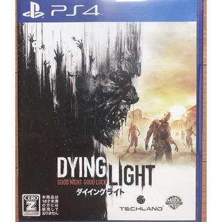 PlayStation4 - DYING LIGHT ダイイングライト PS4版