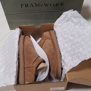 フレームワーク(FRAMeWORK)の確認用 UGG フレームワーク(ブーツ)