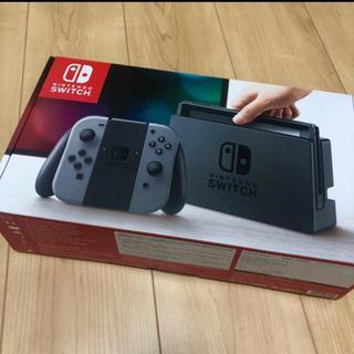 Nintendo Switch - 「Nintendo Switch Joy-Con(L)/(R) グレー」