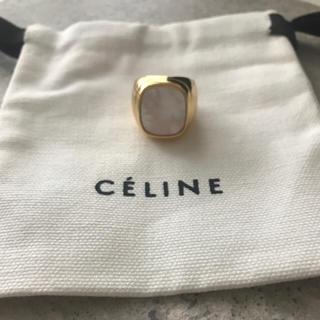 celine - celine シグネットリング