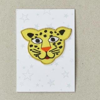 コドモビームス(こどもビームス)のMIMI&LULA   豹のアップリケ  (その他)