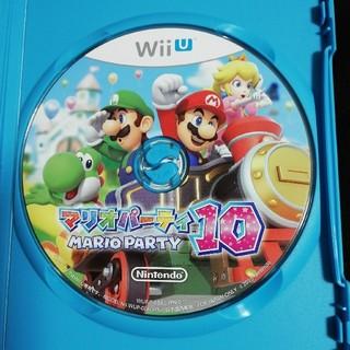 任天堂 - Wii u マリオパーティ10