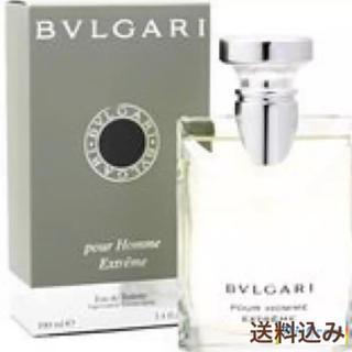 BVLGARI - 送料込み ブルガリプールオム エクストレーム 30ml  新品未使用本物