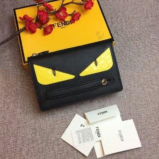 フェンディ(FENDI)の超美品 FENDI 長財布(長財布)