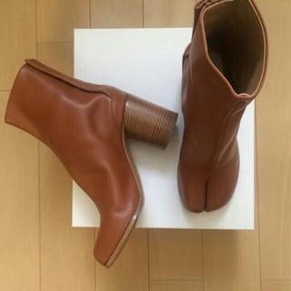 マルタンマルジェラ(Maison Martin Margiela)の新品♡Maison Margiela 足袋ブーツ 38 メゾンマルジェラ(ブーツ)